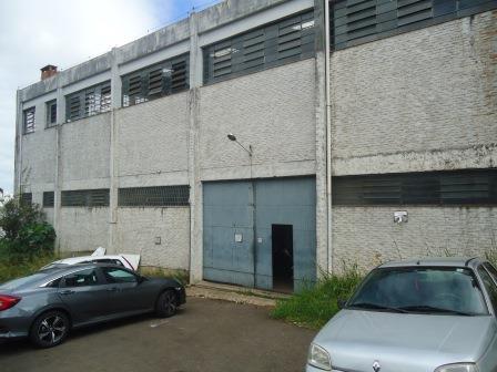 Pavilhão – Avenida Brasil Oeste 3052