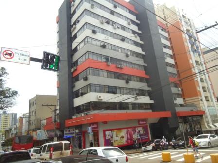 Sala – Edifício Avenida Center