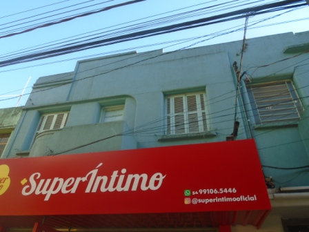 Apartamento – Avenida Brasil centro